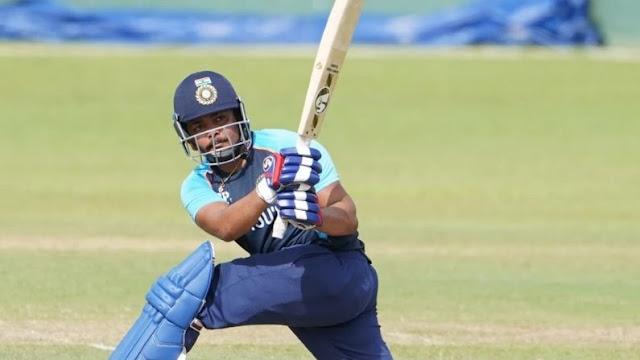 टीम इंडिया के युवा ओपनर पृथ्वी शॉ ने श्रीलंका के खिलाफ खेली शानदार पारी
