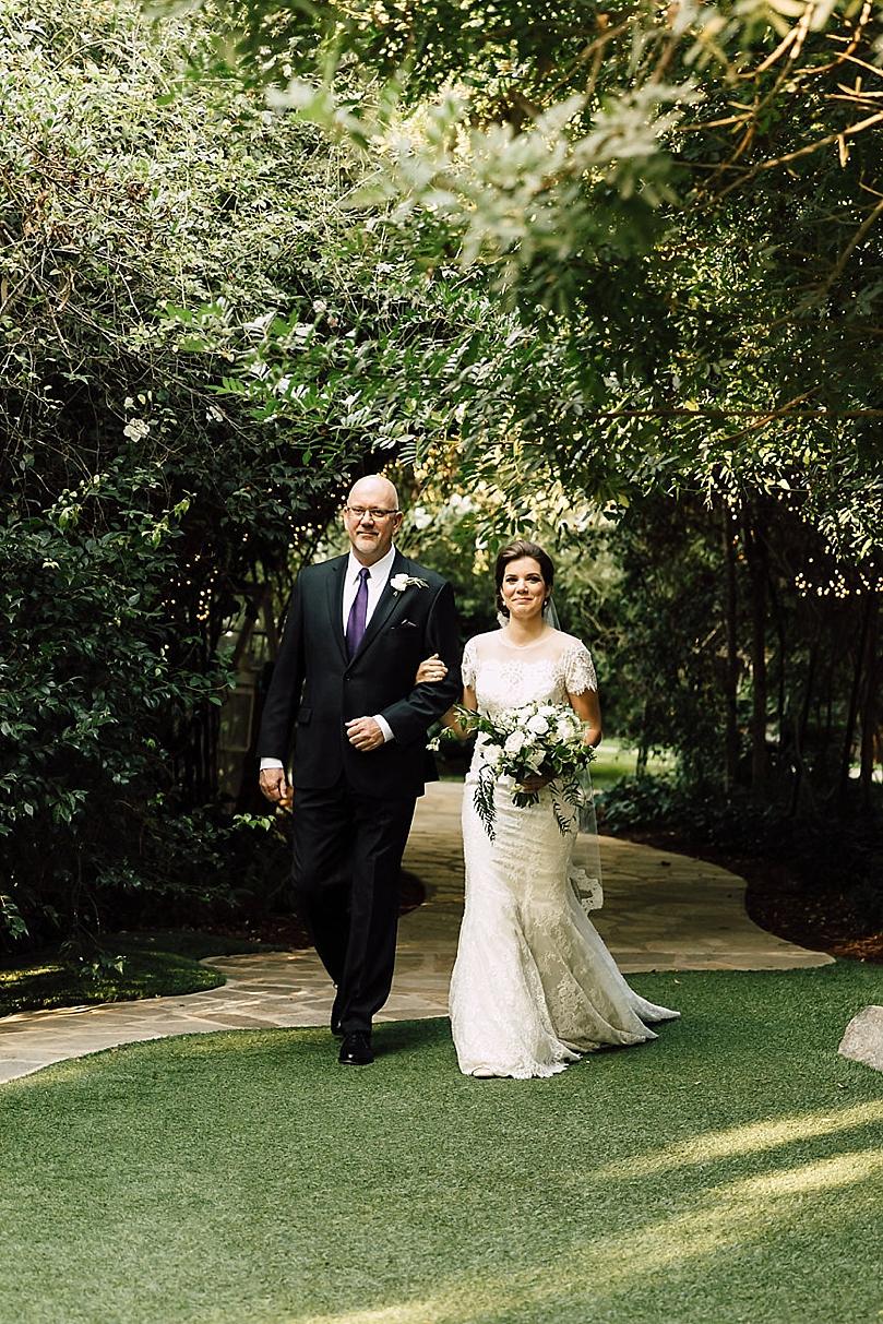 Southern California Wedding Ideas and Inspiration: Romantic Garden ...