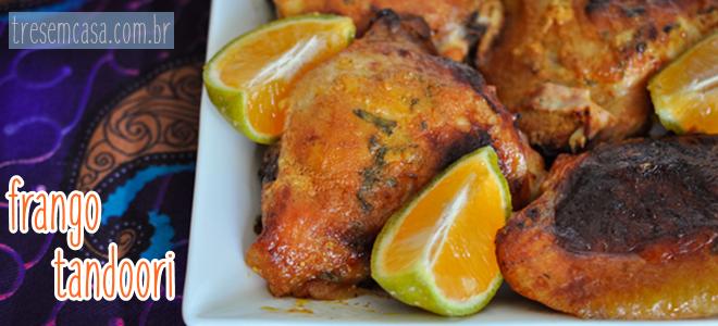receita frango tandoori