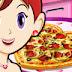 العاب سارة طبخ بيتزا عيد الحب على شكل قلب