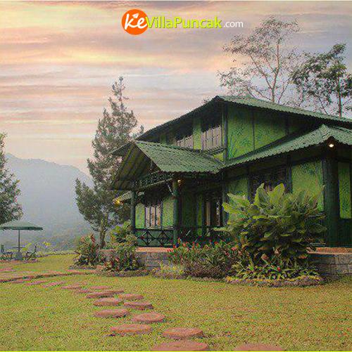 Villa Hijau Taman safari