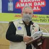 Bupati Safrial Buka Pelaksanaan Pencanangan Vaksinasi Covid-19