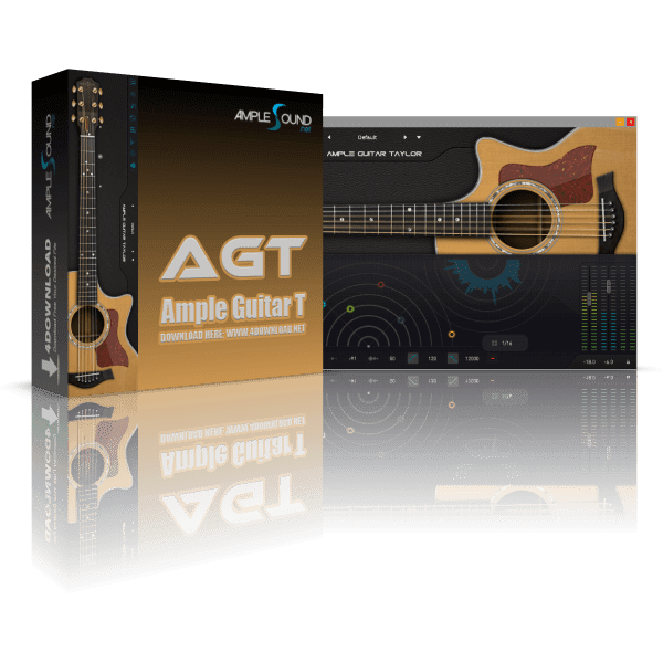 Ample Guitar T III v3.2.0 Full version
