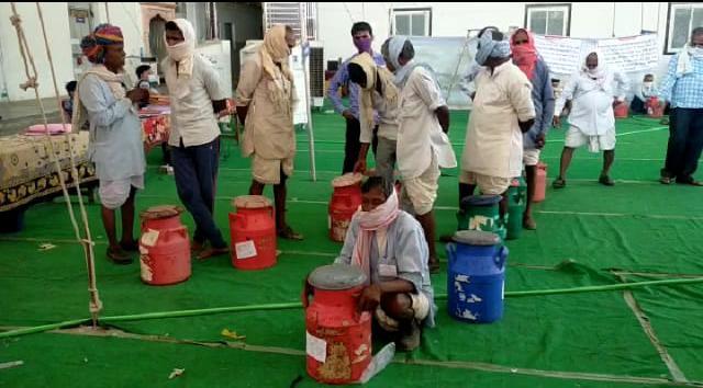 अफ़ीम में मिली मिलावट,   247 गांव के 2150 अफ़ीम काश्तकारों की लगभग 10 क्विन्टल अफ़ीम की हुई तुलाई