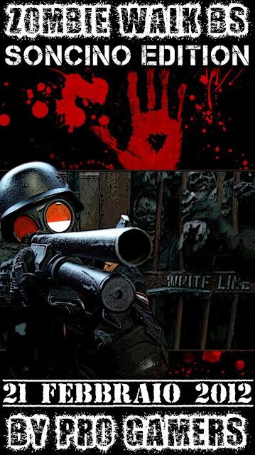 Zombie Walk Soncino: 21 Febbraio 2012