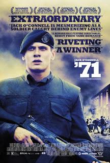 Sinopsis Film 71 (2014)