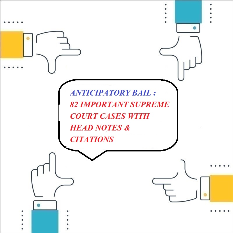 anticipatory bail section 326 ipc