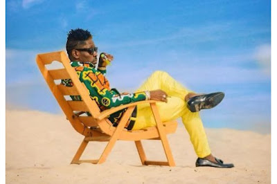 Shatta Wale – Ginger (Prod. By MOGBeatz)
