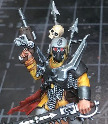 Blackstone Fortress Traitor Guardsmen - WIP