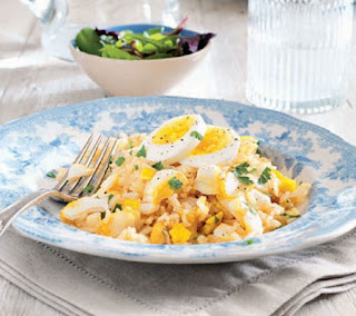 Homemade Smoked Haddock Kedgeree Recipe