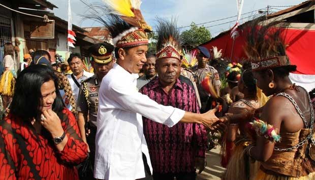 Demi Perdamaian Di Papua, Jokowi Siap Bertemu Dengan Tokoh Pro-Separatis