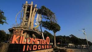Kilometer Nol Indonesia: Memandang Keindahan Samudra Hindia