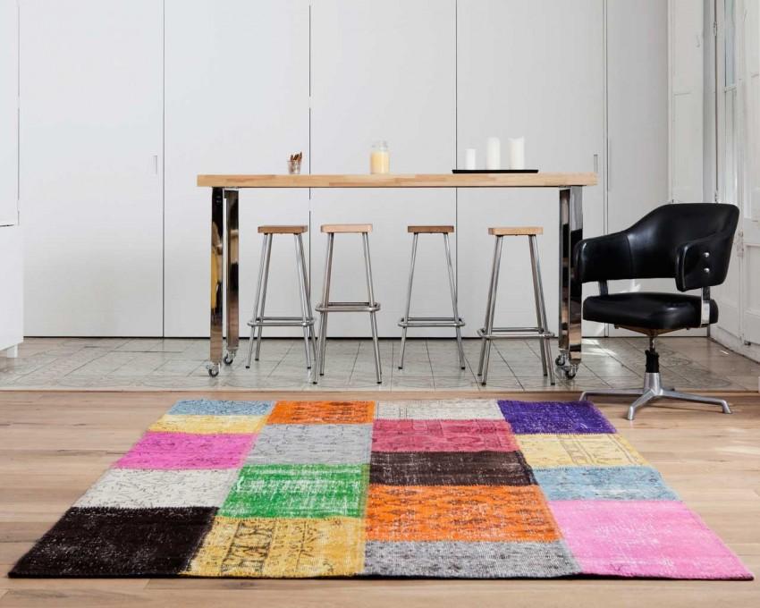 101 cojines for Diferentes tipos de alfombras