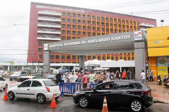 Absurdo covidão: Parede falsa escondia respiradores em hospital no Pará