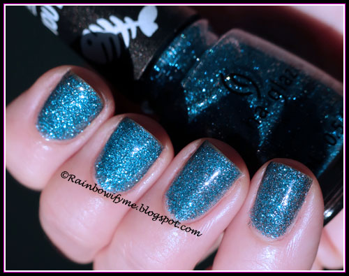 China Glaze ~ Dat Color Dough