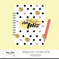 agenda, imprimir, editar, escolar, embarazo, boda, diaria, pdf, powerpoint