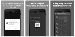 تحميل تطبيق لإظهار Viewer باسوورد Password شبكات Wi-Fi المتصلة في جهازك الأندرويد