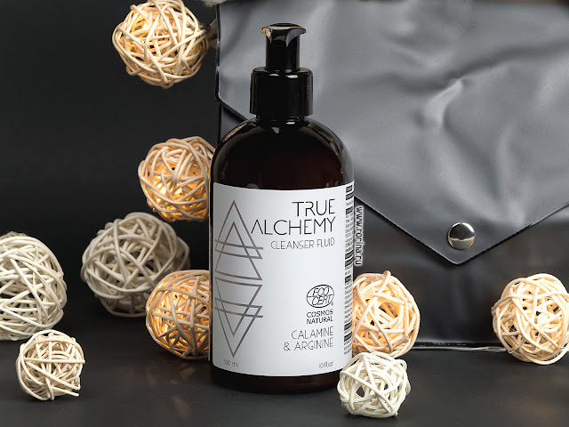 True Alchemy Флюид для умывания Cleansing Fluid Calamine & Arginine: отзывы с фото