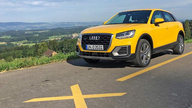 Audi Q2 chega ao Brasil em 2017: preço ~ R$ 130 mil reais