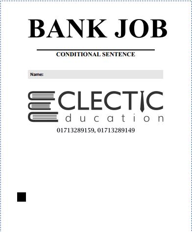 [FREE] Download of Bank Job English pdf.