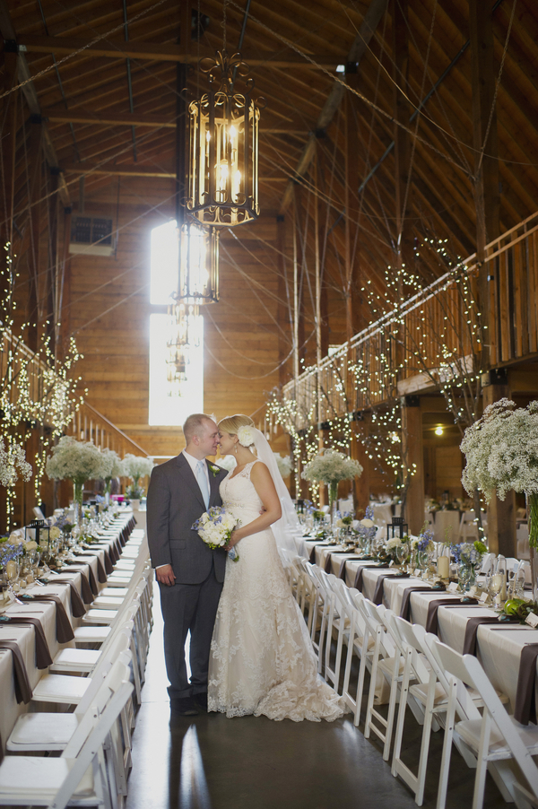 barn+wedding+rustic+horse+cowboy+cowgirl+babys+breath+centerpieces+bouquets+floral+arrangement+blue+baby+powder+burlap+woodland+organic+brown+barnhouse+groom+bridal+lace+bride+something+blue+Melissa+McCrotty+Photography+10 - Baby's Breath in the Barn