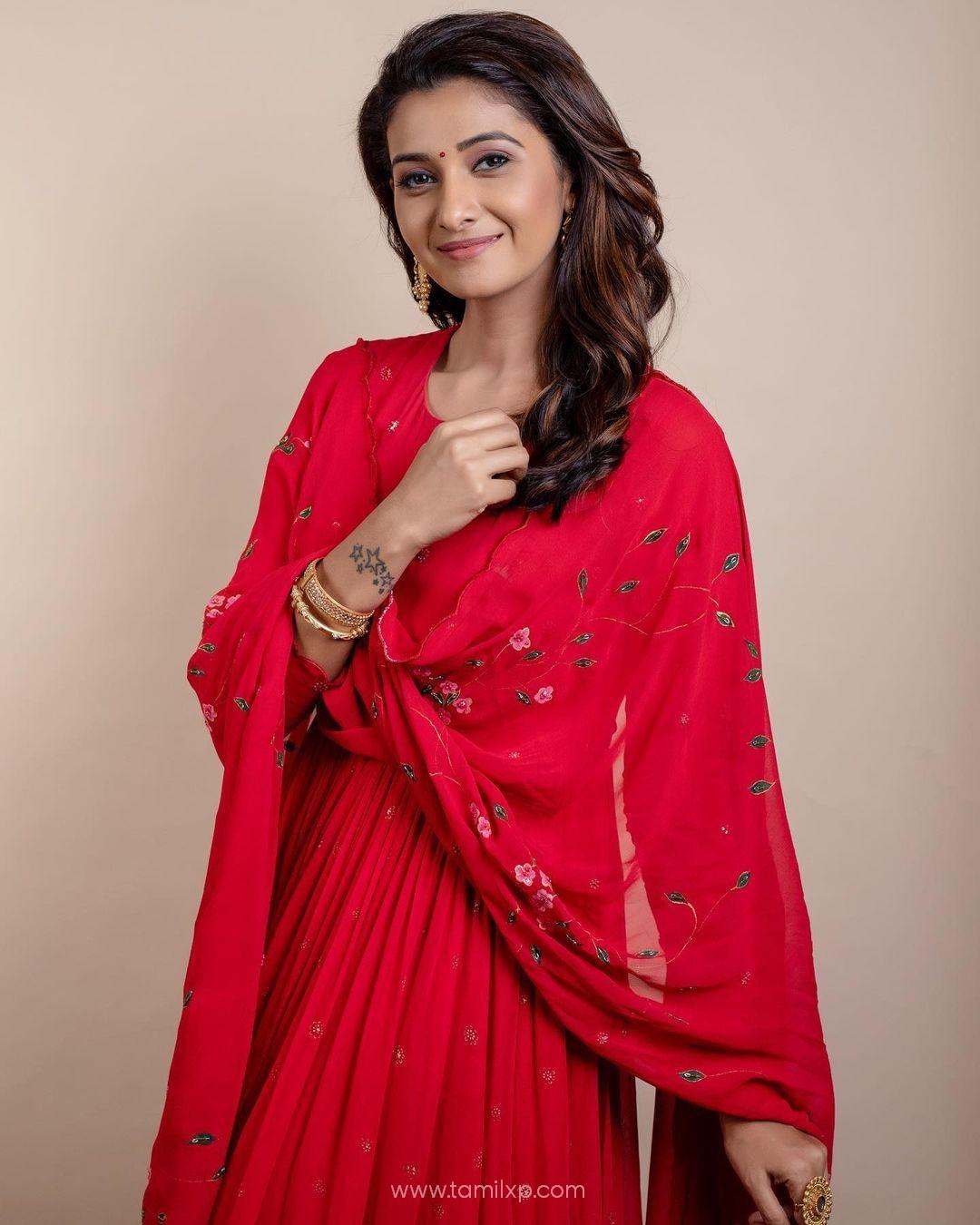 Actress Priya Bhavani Shankar