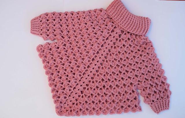 1 -Crochet Imagen Poncho con mangas a crochet y ganchillo por Majovel Crochet