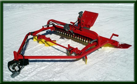 NEW HOW TO BUILD A CROSS COUNTRY SKI GROOMER  Cross Country Ski Trail Grooming