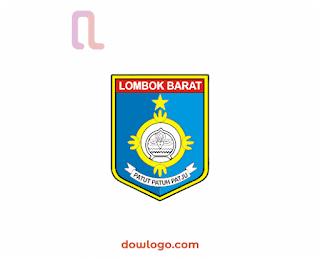 Logo Kabupaten Lombok Barat Vector Format CDR, PNG