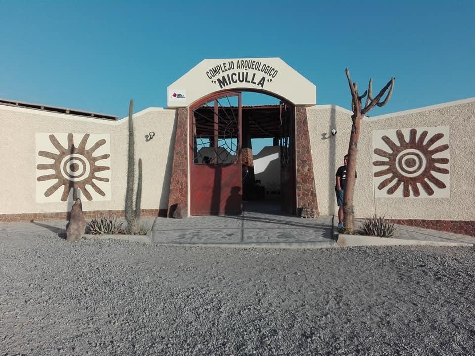 Complejo Arqueológico Miculla