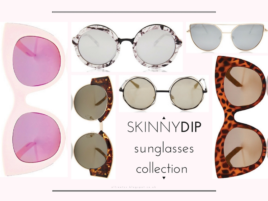 skinnydip, sunglasses, new, new collection, style, fashion, brand, highlight,