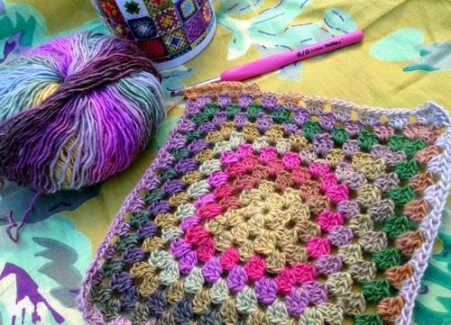 Eclectic Gipsyland Stage De Crochet Chez L Atelier D Aline à