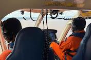 Pencarian 17 Kapal Tenggelam Di Kalbar Terus Dilakukan, Polda Kerahkan Helikopter