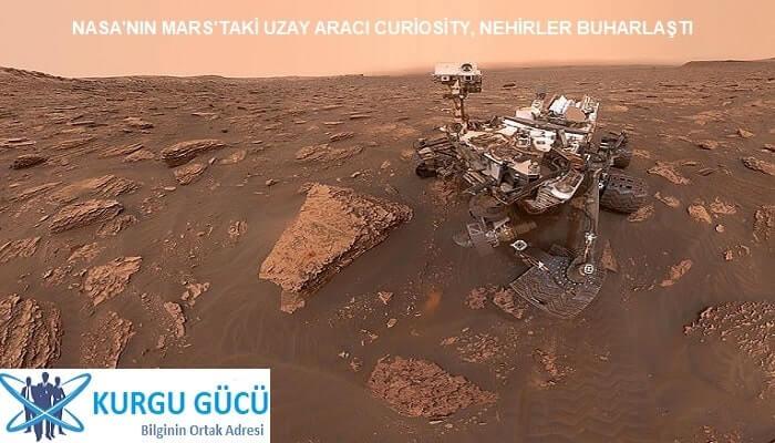 NASA'nın Uzay Aracı Curiosity, Mars'taki Nehirler Buharlaştı Diyor! - Kurgu Gücü