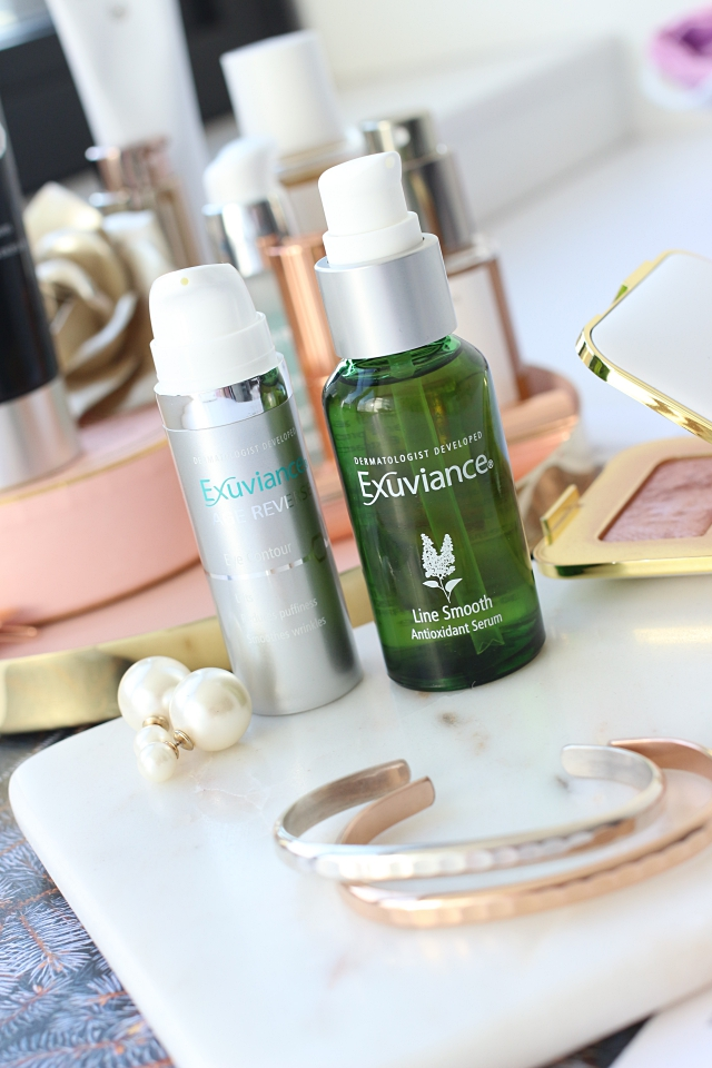 Exuviance skincare