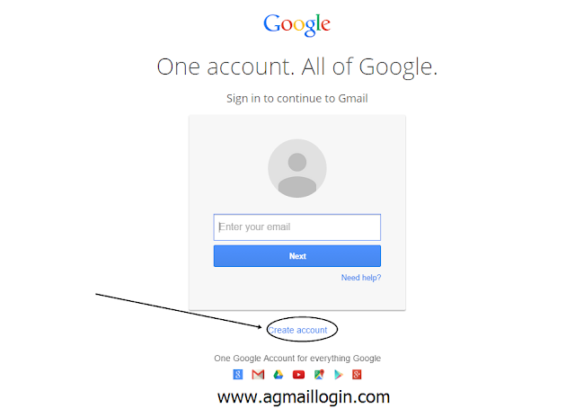 Gmail Create A Gmail Account For Free On Www Gmail Com