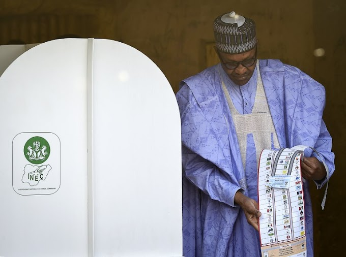 Breaking: President Buhari wins Kofar Baru polling unit with 244 votes for APC, and 2 votes for PDP
