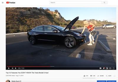 Salah satu contoh video yang menghasilkan uang