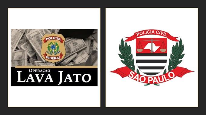Nota de repúdio da Polícia Federal e Polícia Civil de São Paulo com a aprovação de abuso de poder na câmara federal  #VetaBolsonaro