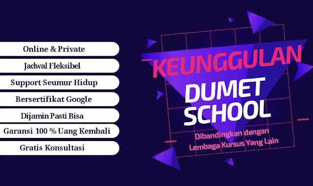 Keunggulan DUMET School