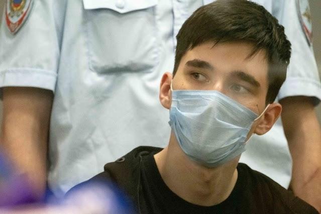 «Казанский стрелок» Ильназ Галявиев заявил, что не хочет лечиться в Казани из-за страха мести