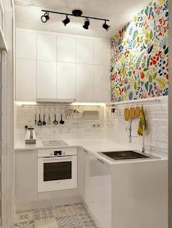 11 Ideias para Cozinhas Muito Pequenas, nos mais variados estilos.