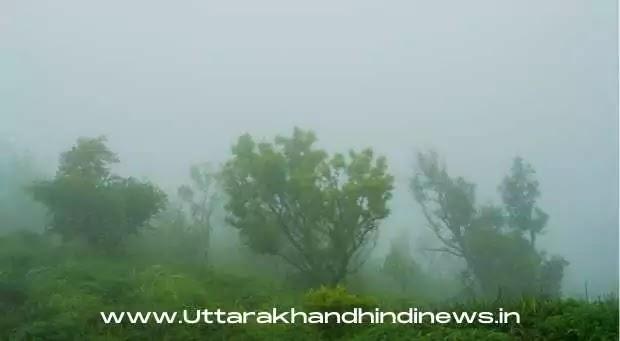 Haldwani News: दिनभर धूप के बाद शाम को झमाझम बरसे बादल