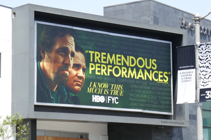 I Know This Much Is True Emmy FYC billboard