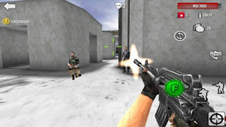 Gun Strike Shoot Mod Apk God Mode Free Download For Android