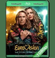 FESTIVAL DE LA CANCIÓN DE EUROVISIÓN: LA HISTORIA DE FIRE SAGA (2020) WEB-DL 1080P HD MKV ESPAÑOL LATINO