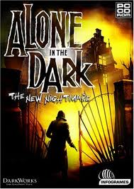 Alone in The Dark 4: The New Nighmare - Capa