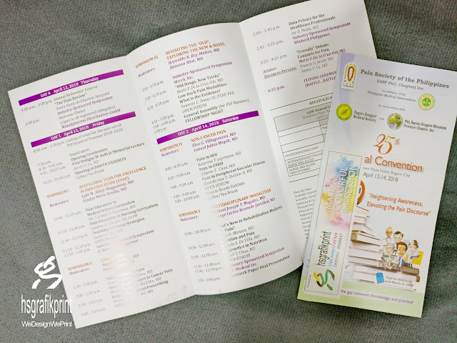 [BROCHURE] Pain Society of the Philippines Brochure