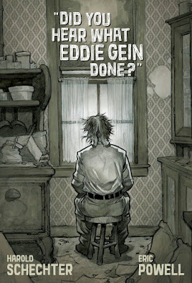 Did You Hear What Ed Gein Done? Comic Book