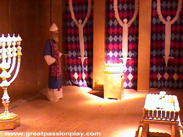 Lugar Santo tabernaculo